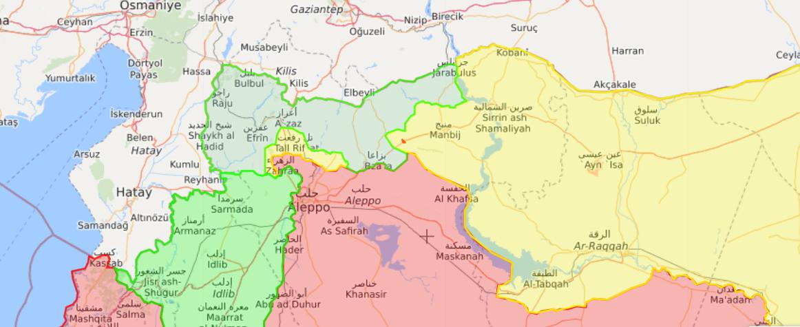 سوريا, تركيا