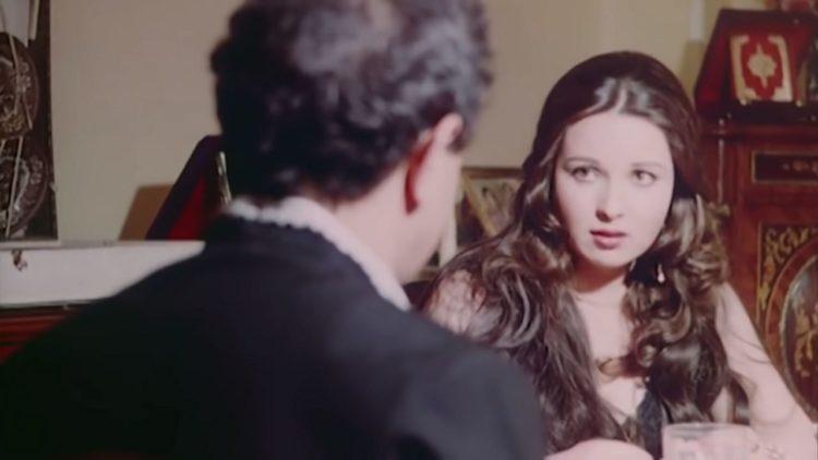 روقة, فيلم العار, نور الشريف, نورا, محمود أبو زيد