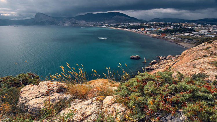 شبه جزيرة القرم, روسيا, العثمانيين, تركيا