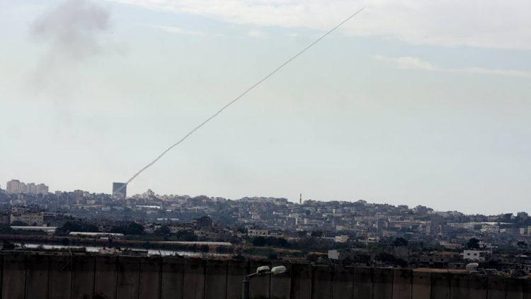 صاروخ، غزة، المقاومة الفلسطينية