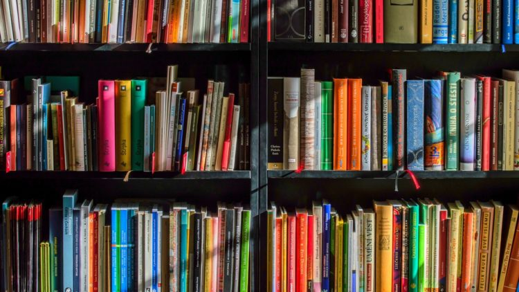 مكتبة, كتب, الأكثر مبيعًا