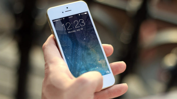 تطبيقات، علوم، هاتف ذكي