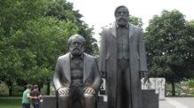 كارل ماركس وفريدريك إنجلس