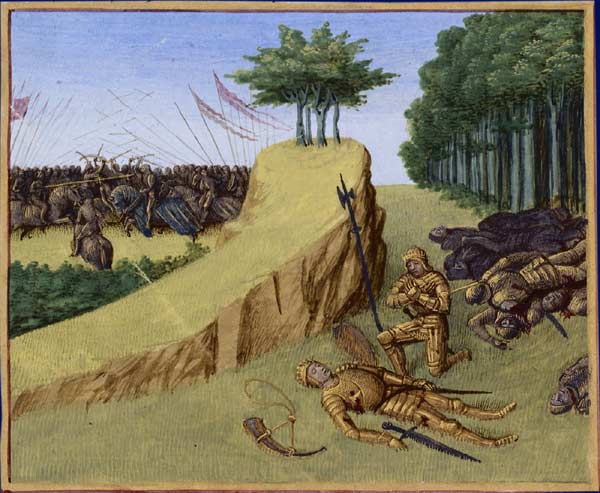 تاريخ، الأندلس، فرنسا