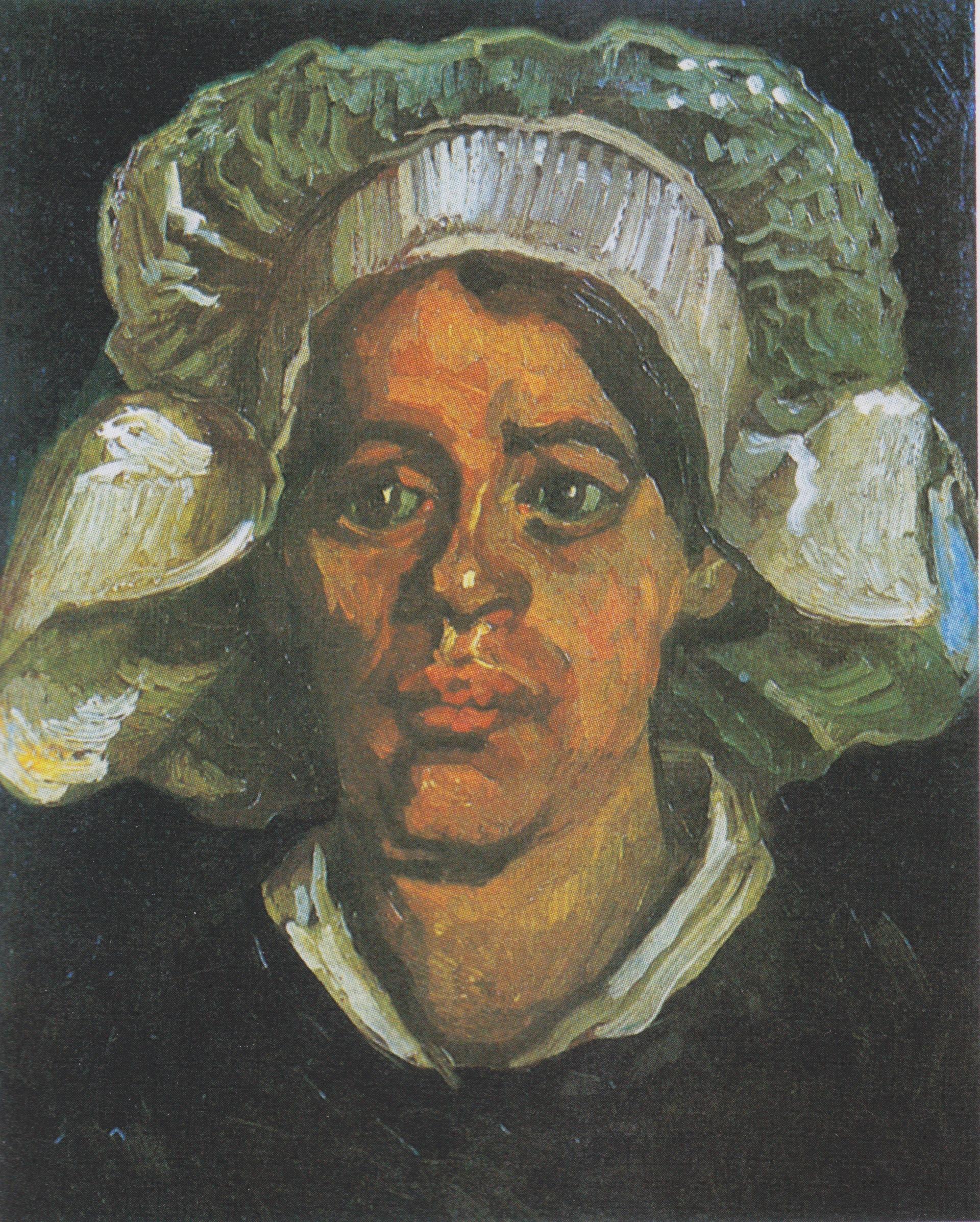 فينسنت فان جوخ، رسم