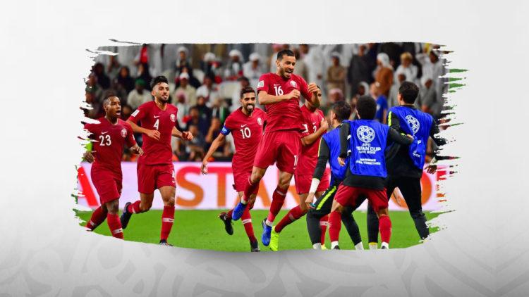 العنابي, منتخب فطر, منتخب الإمارات, كأس الأمم الآسيوية