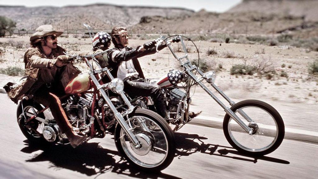 Easy rider، Dennis Hopper، Jack Nicholson، جاك نيكلسون، دينيس هوبر