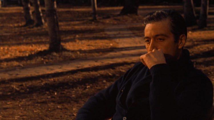 مايكل كورليوني, العراب, the godfather, سينما أجنبية