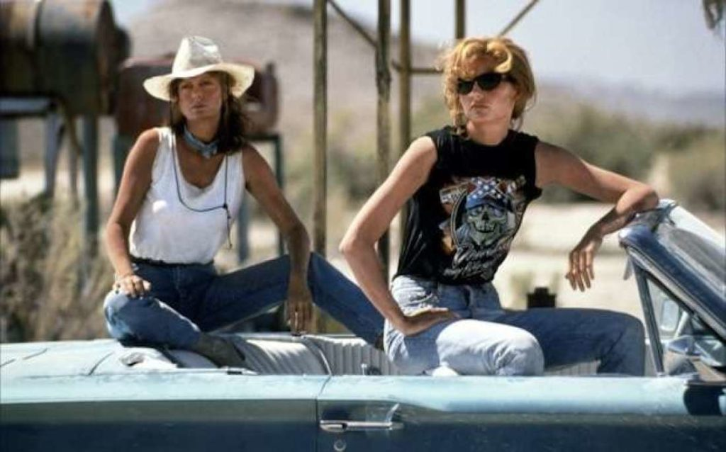 Thelma And Louise، Ridley Scott، ريدلي سكوت