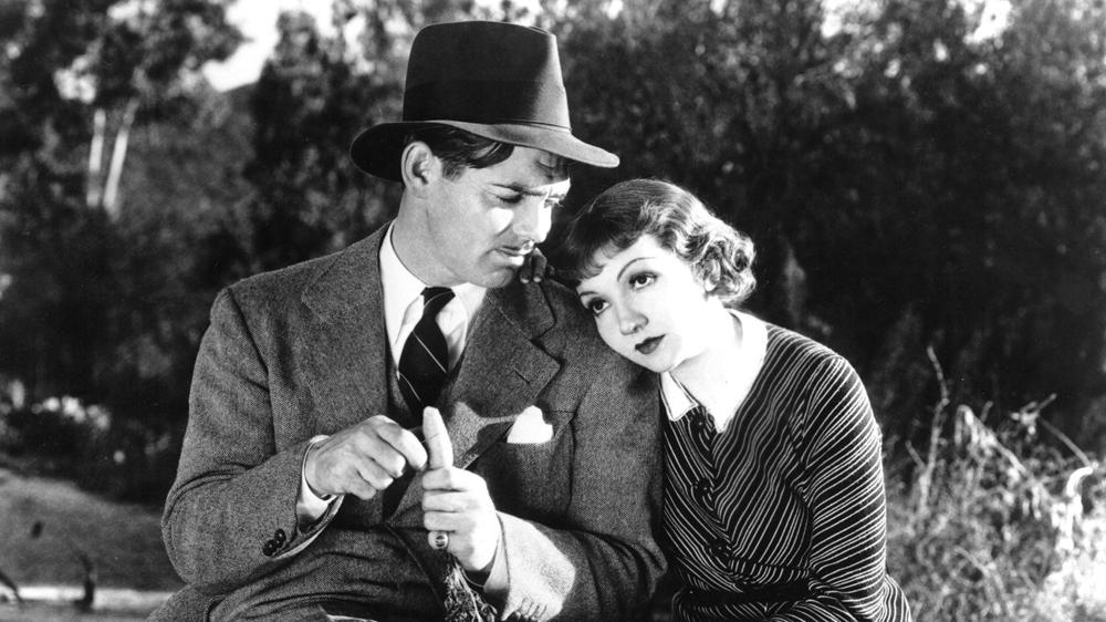 Frank Capra، It Happened One Night، Clark Gable، كلارك جيبل