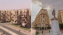 طلعت حرب, القاهرة, التجمع الثالث