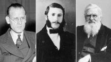 شخصيات تاريخية, ألفريد راسل والاس, هنري دونانت, فيلو فارنزوورث, علوم