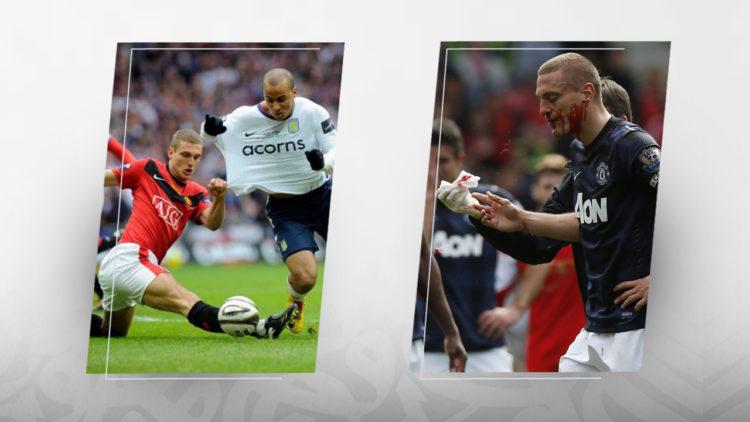 نايجل دي يونج, الدوري الإنجليزي, كرة القدم العالمية, البريميرليج, مانشستر يونايتد, فيديتش