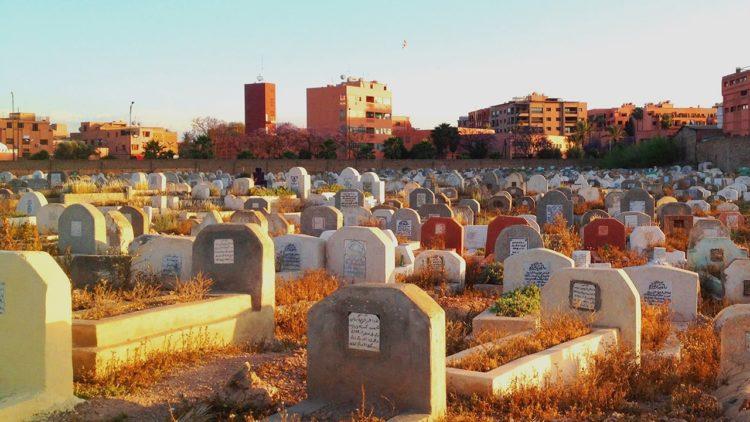 مقابر, مصر, المغرب, جثث
