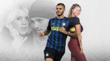 واندا نارا، واندا إيكاردي، ماورو إيكاردي، إنتر ميلان، ريال مدريد،