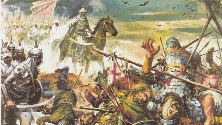 معركة وادي لكة، الأندلس، طارق بن زياد