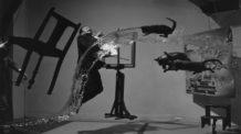 لوحة دالي الذري، فيليب هالسمان