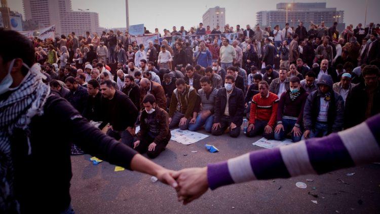 ميدان التحرير, ثورة 25 يناير, مصر, الشباب