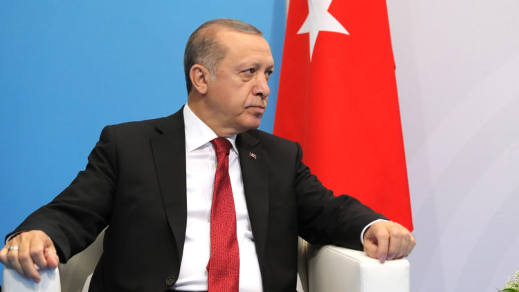 تركيا، رجب طيب أردوغان