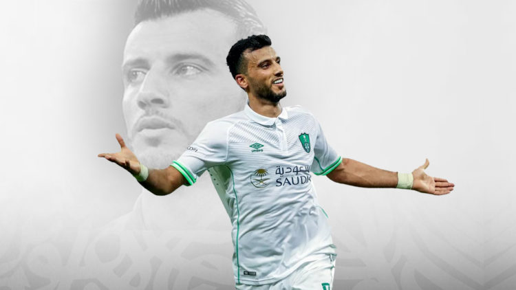 عمر السومة، أهلي جدة السعودي، المنتخب السوري