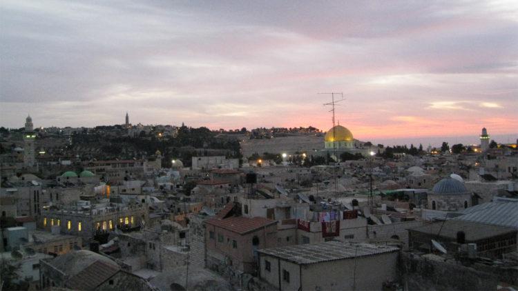 فلسطين، القدس