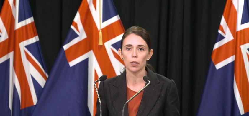 رئيسة وزراء نيوزيلندا، حادث، إرهاب