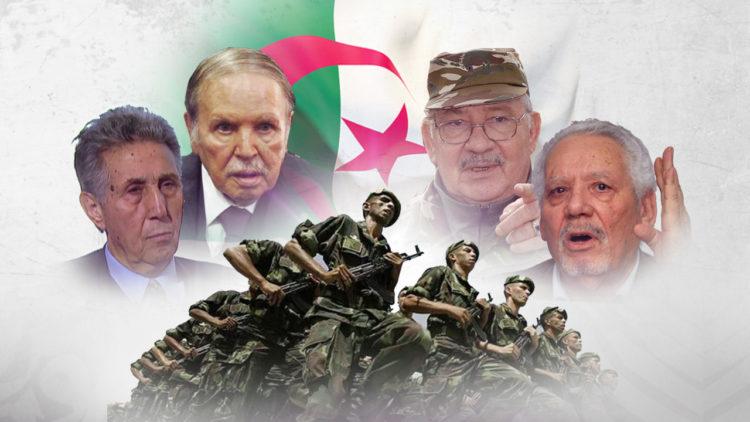 الجيش والسياسة في الجزائر