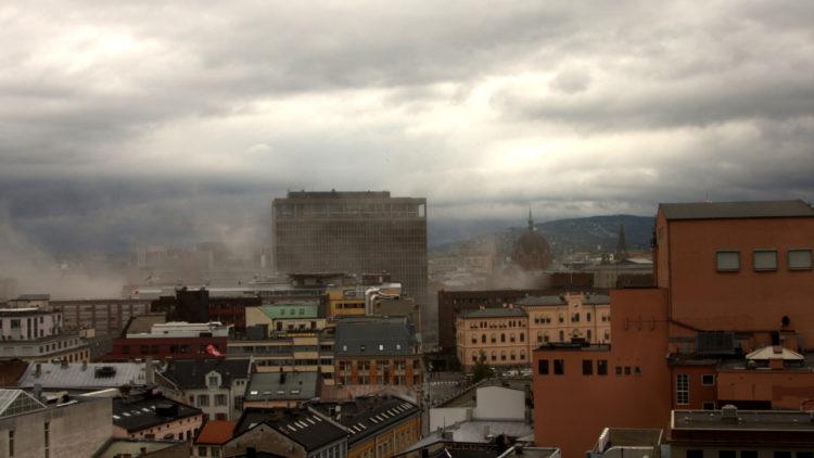 مجزرة النرويج 2011
