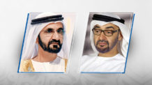 دبي، أبو ظبي، الإمارات، محمد بن راشد آل مكتوم، محمد بن زايد