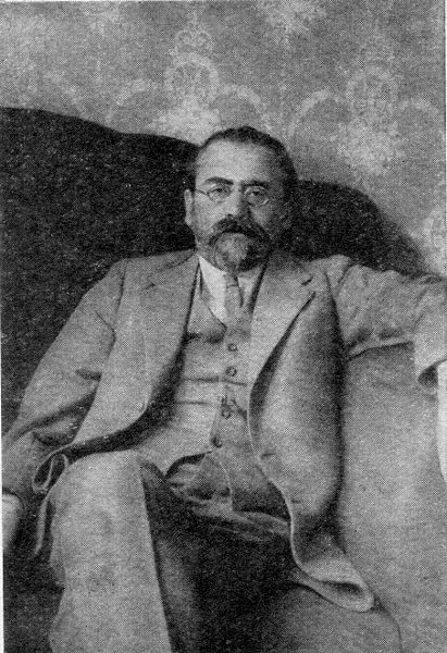 الكاتب الروسي تيودور روثستين