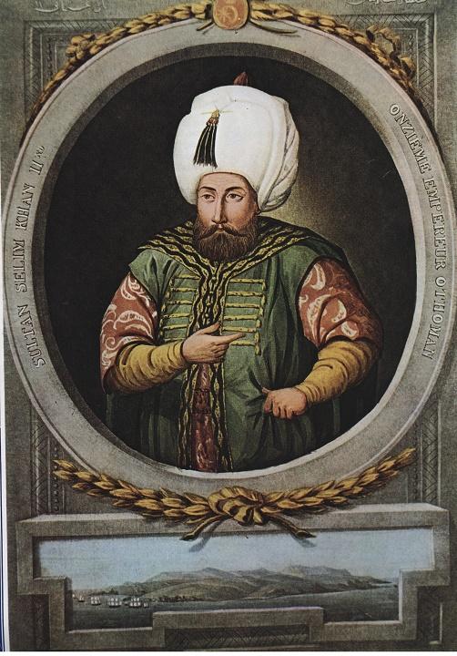 السلطان سليم الثاني