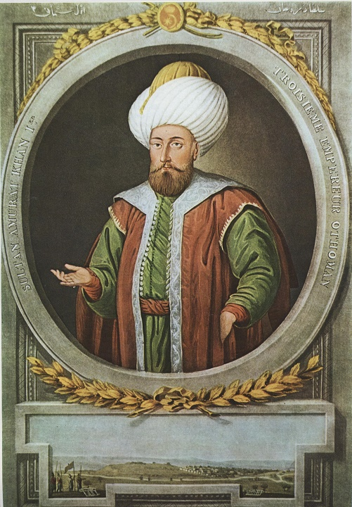 السلطان مراد الأول