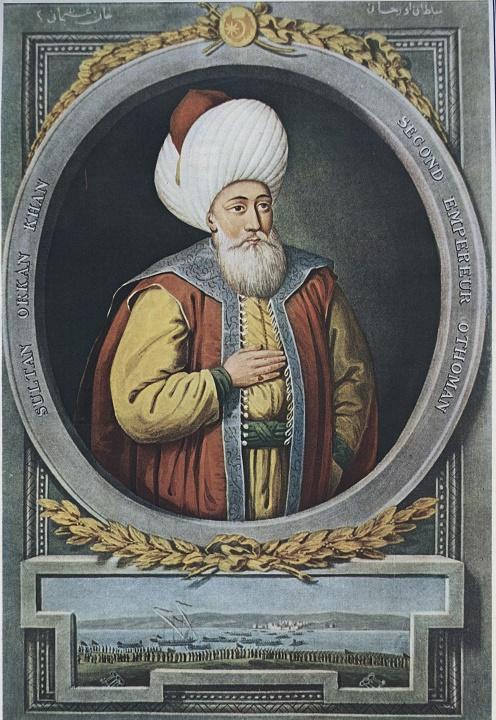 السلطان أورخان