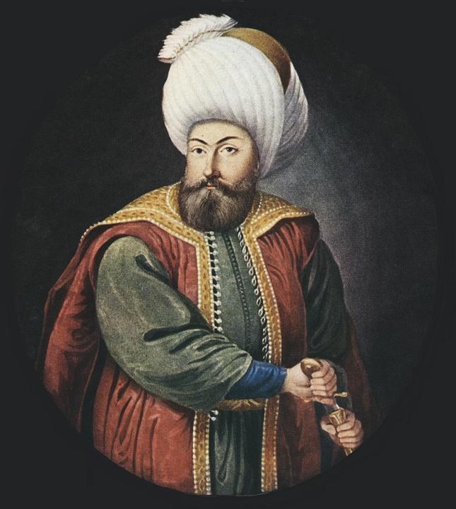 السلطان الغازي عثمان خان الأول