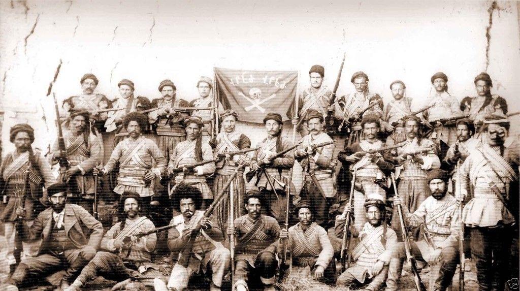وحدات المتمردين الأرمن ضد الدولة العثمانية