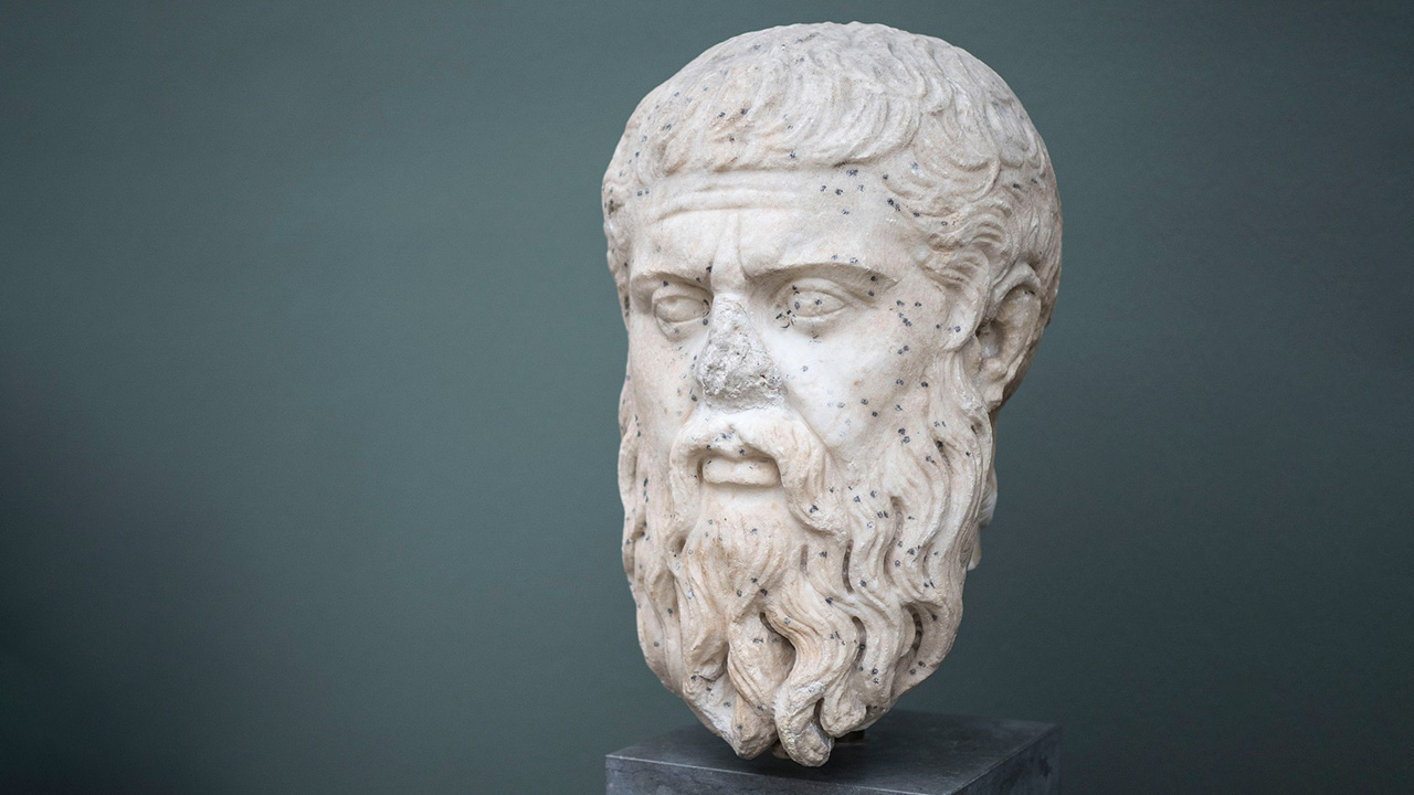 هل يمكن قراءة أفلاطون بالعربية؟             style=