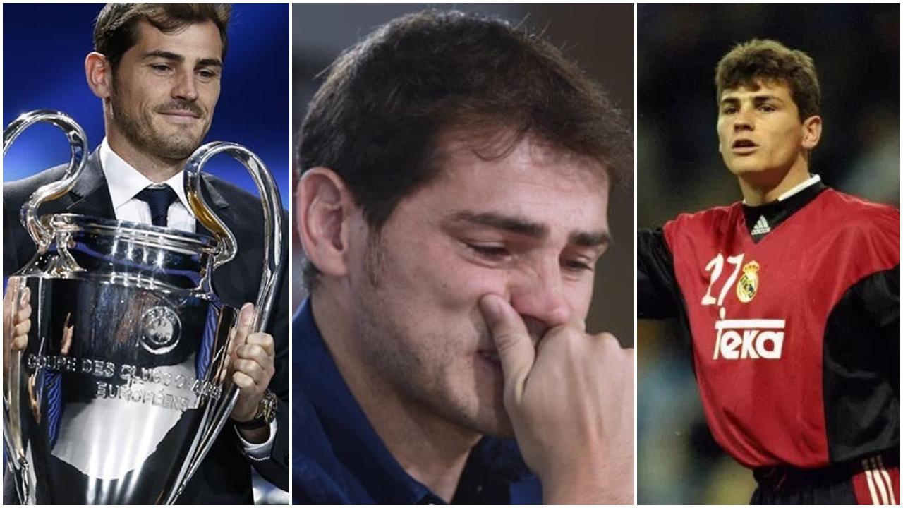 إيكر كاسياس، ريال مدريد، منتخب أسبانيا، دوري أبطال أوروبا