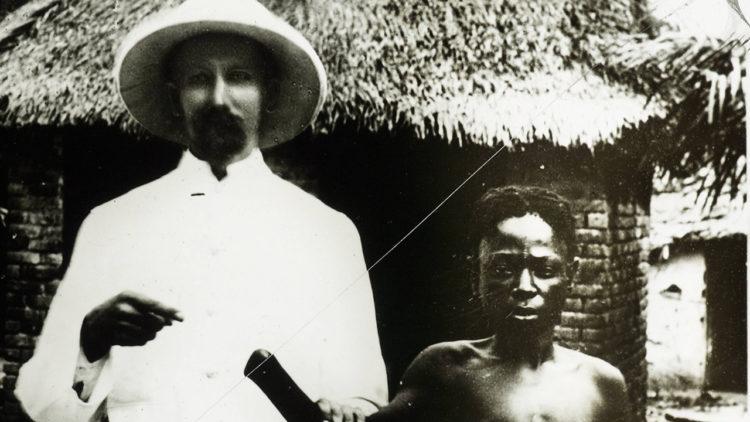 بلجيكا, أطفال, الكونغو, الاستعمار, تعذيب
