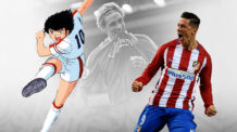 فرناندو توريس، أتليتكو مدريد، الدوري الأسباني، لويس أراجونيس، كابتن ماجد