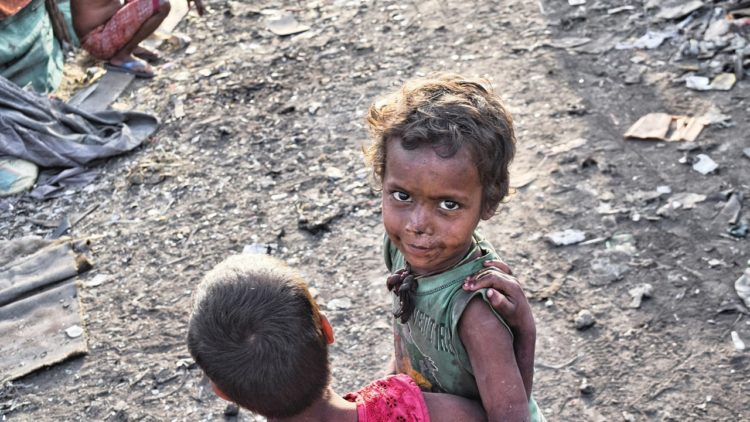 فقر, أطفال, اقتصاد