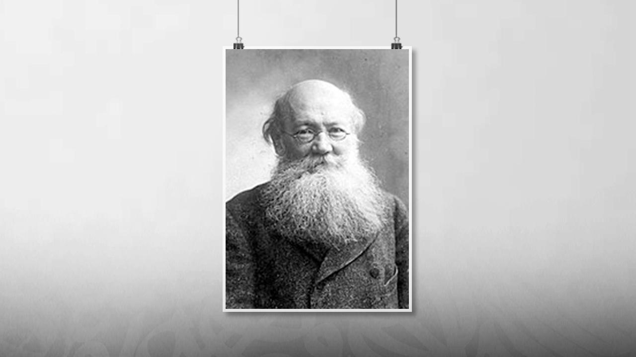بيتر كروبوتكين, روسيا, الأناركية