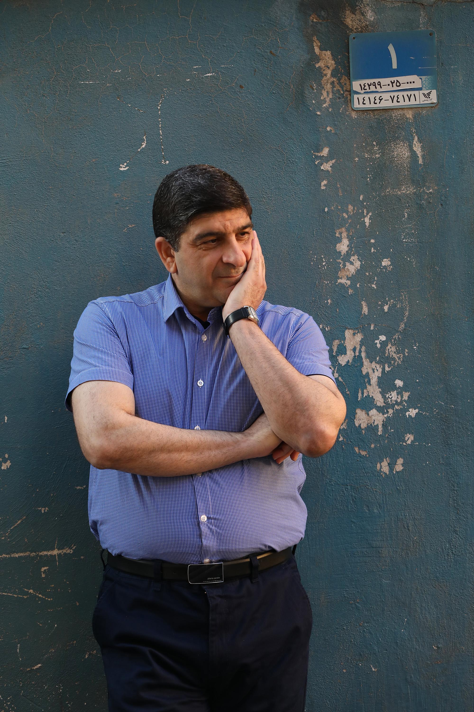 مصطفى مستور, إيران, أدب
