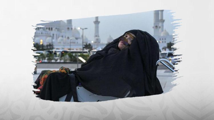 منيرة عيد الله, الإمارات, غيبوبة, صحة, طيب