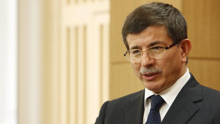 أحمد داود أوغلو، العدالة والتنمية، تركيا