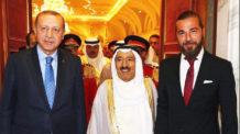 رجب طيب أردوغان، أرطغرل، أمير الكويت، تركيا، الشرق الأوسط