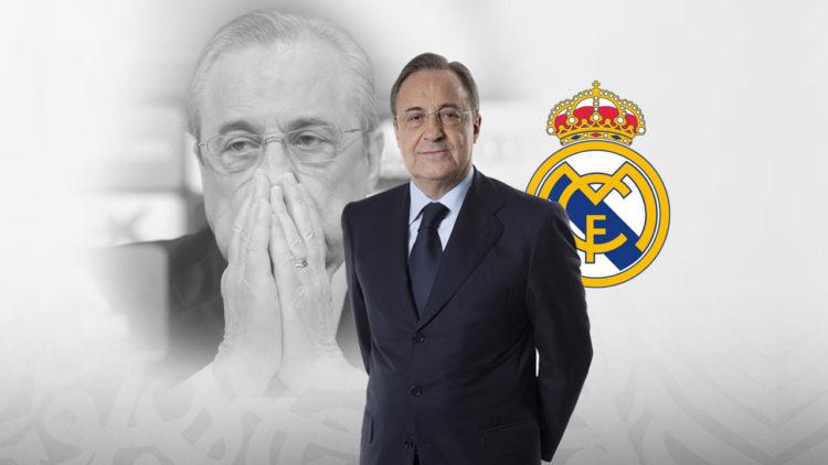 فلورنتينو بيريز، ريال مدريد، الدوري الإسباني، دوري أبطال أوروبا