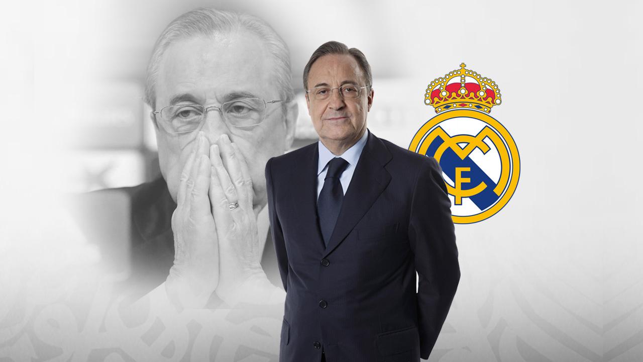 الإسباني «فلورنتينو بيريز» رئيس نادي ريال مدريد الإسباني