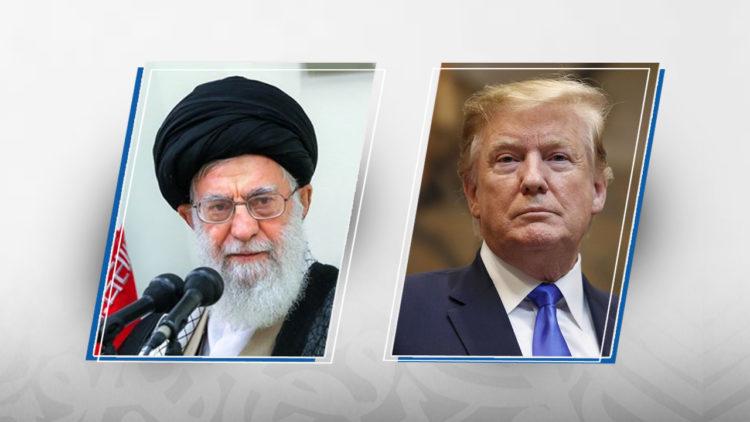 دونالد ترامب, الولايات المتحدة الأمريكية, علي خامنئي, إيران