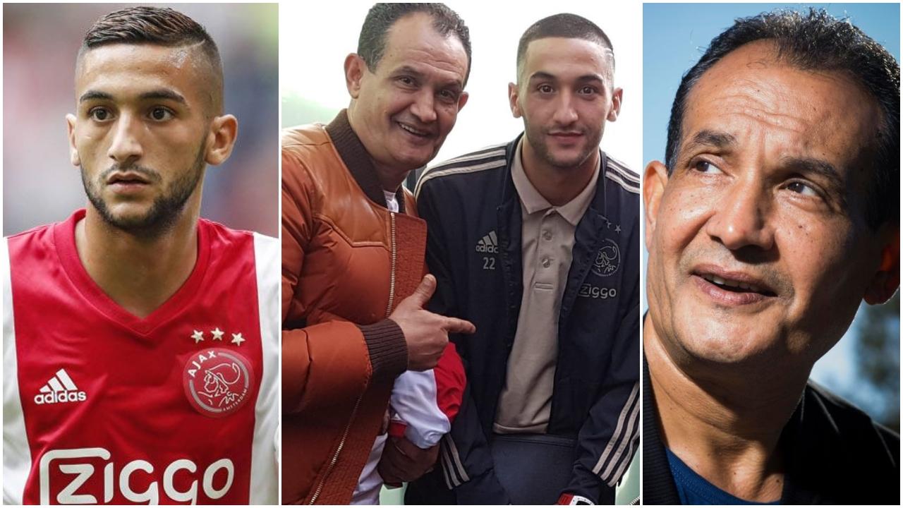 حكيم زياش، هولندا، المغرب، رياضة، كرة القدم، عزيز ذو الفقار.