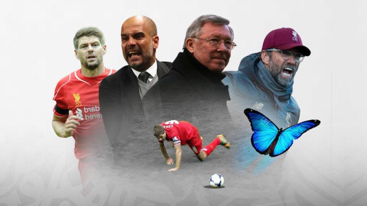 أثر الفراشة, ليفربول, الدوري الإنجليزي, يورجن كلوب, مانشستر سيتي
